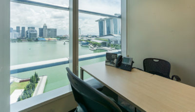 Marina Bay Financial Centre Tower 1 L11 – Serviced Offices (The Executive Centre)