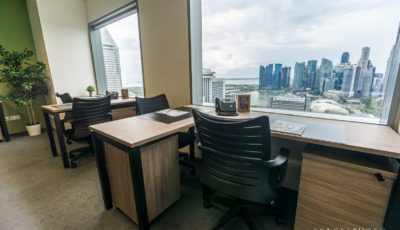 Suntec Tower 1 L32 Serviced Offices (MOX Offices)