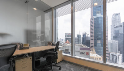 One Raffles Quay North Tower L25 – Serviced Offices (The Executive Centre)