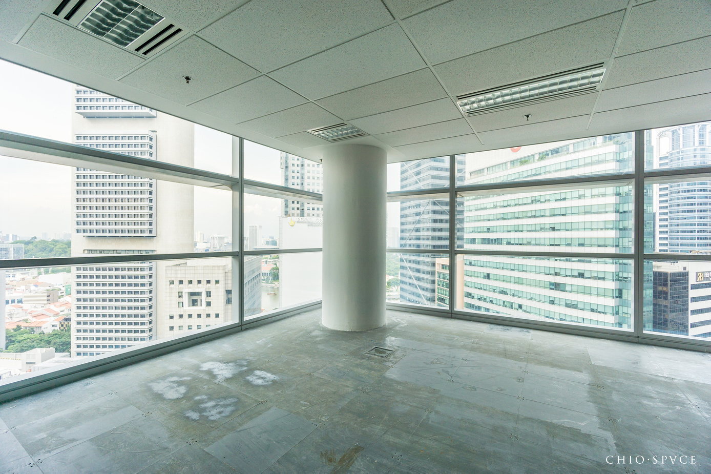 Natural Lighting Office Space Requirements