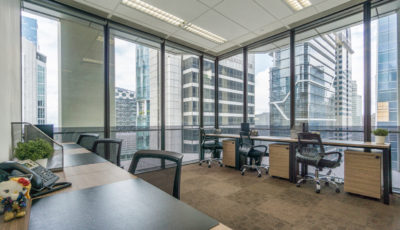 Tokio Marine Centre L19 (Corporate Serviced Offices)