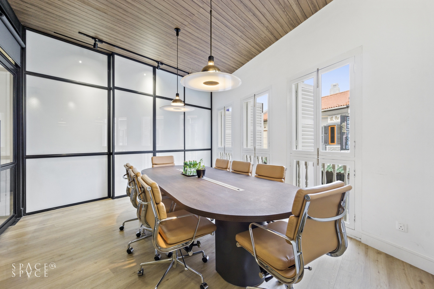 3D Virtual Tour 99 Duxton Road Coworking And Private