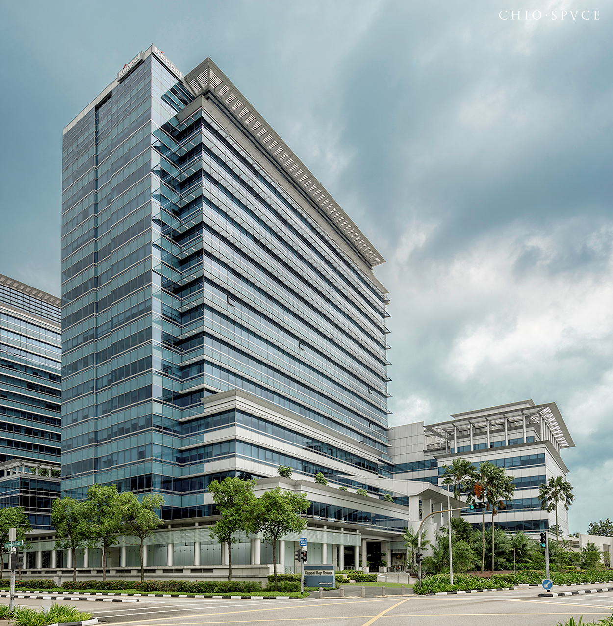 3D Virtual Tour - Keppel Bay Tower Serviced Office Coworking