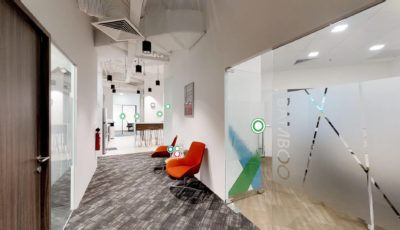 Telepark @ Tampines Serviced Offices (GreenHub)