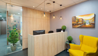 Shaw Centre L24 (Corporate Serviced Offices)