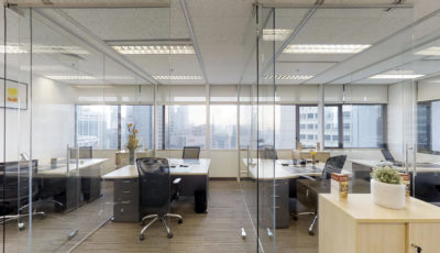 Fitted Office For Lease – Singapore Land Tower L37 (CEO Suite)