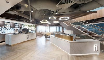 Republic Plaza Raffles Place – Coworking & Serviced Offices (Distrii)