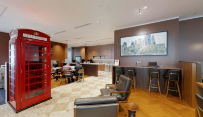 CapitaGreen Serviced Offices (Servcorp)