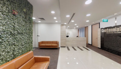 Suntec Tower 2 Level 29 – Serviced Offices (Centennial)