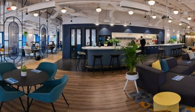 OCBC Centre East – Serviced Offices & Coworking Space (JustCo)