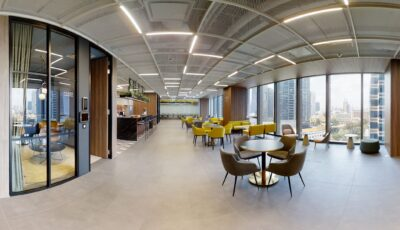 79 Robinson Road – Serviced Offices & Coworking Space (Bridge+) 3D Model